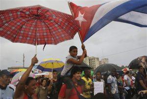 CUBA-EEUU TRANSBORDADORES