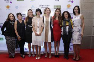 """Diana Bracho, Ingrid Coronado, Cecilia Suárez y Daniela Magún son sólo algunas de las madres reconocidas en la séptima edición de """"Supermamás"""". Foto: Cortesía."""