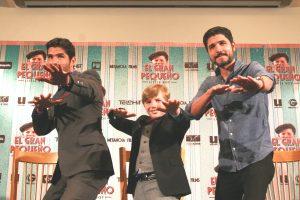 Eduardo Verástegui confía en el cine cien por ciento familiar que dignifique a los hispanos. Foto: Mixed Voces