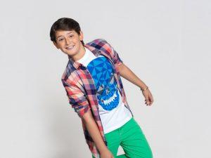 Emilio destacó que sus padres son exigentes y disciplinados. Foto: Cortesía de Televisa