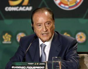 Eugenioi Figueredo. Fotos: AP