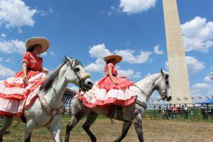Las tradiciones y la cultura mexicana se manifiestan cada año en diferentes ciudades de Estados Unidos. Foto: Notimex