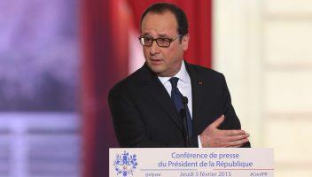 Militantes del Estado Islámico cometieron ataque en iglesia: Hollande