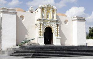 El Fuerte de Loreto, uno de los 10 sitios militares más importantes en la historia del país y conocido por la Batalla del 5 de Mayo de 1862 es también un museo. Foto: Notimex