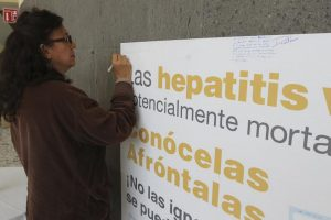 En el estado de Puebla no se ha registrado reacción postvacunación, por la aplicación de las dosis contra hepatitis B. Foto: Notimex