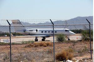 El avión se precipitó hacia abajo sin posibilidades de avisar a torre de control. Foto: Agencia Reforma