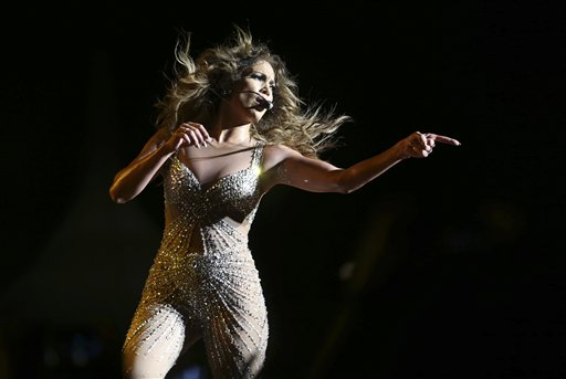 Jennifer López hará residencia en Las Vegas