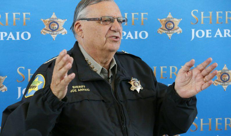 Sheriff Arpaio promueve Academia de Policías Ciudadanos
