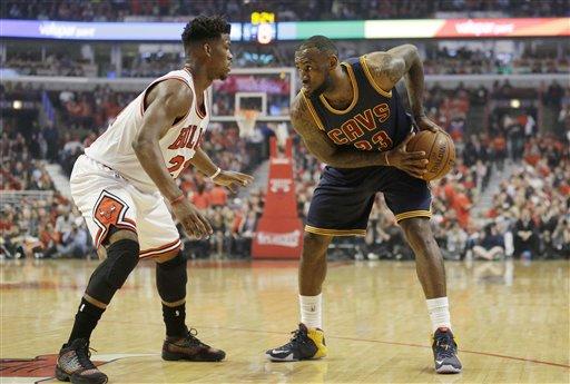 Cavaliers eliminan a Bulls y avanzan a final de conferencia