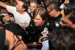 Miguel Herrera podrá disponer de sus mejores hombre para afrontar el cotejo frente a Argentina. Foto: Notimex