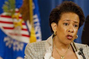 Loretta Lynch, procuradora general de Estados Unidos. Foto: AP