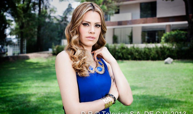 """Luz Elena González """"mis hijos son mi razón de ser mejor en la vida"""""""