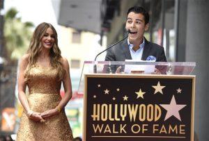 Recientemente Sofía recibió su estrella en el Paseo de la Fama de Hollywood. Foto: AP