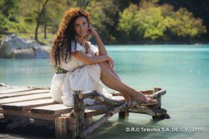 Mar Contreras es Nanciyaga. Foto: Cortesía de Televisa