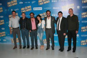 Martha contó con el apoyo y la experiencia de Héctor Bonilla y José Alfredo Jiménez Jr., además de un gran elenco. Foto: Mixed Voces.