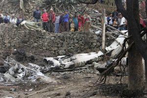 La cancillería expresó las condolencias del gobierno mexicano a la familia de Sara Medina, quien falleció a los 23 años al estrellarse un helicóptero estadounidense. Foto: AP Notimex