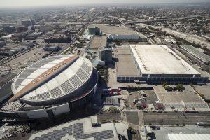 La 58 entrega anual de premios se llevará a cabo como es habitual en el Staples Center de Los Ángeles. Foto: AP