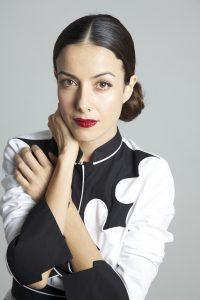 Para la actriz Cecilia Suárez, ser mamá es increíble, pero sólo se quedará con Teo. Foto: Cortesía