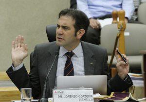 Lorenzo Córdova, presidente del Instituto Nacional Electoral. Foto: Notimex