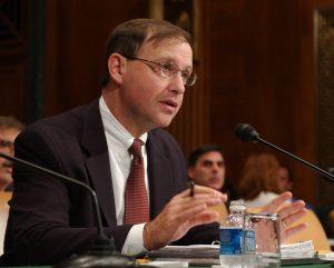 Chuck Rosenberg, administrador interino de la agencia antidrogas (DEA). Foto: AP