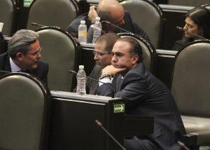 Jorge Villalobos, presidente del Comité Estratégico de Elecciones del CEN del PAN. Foto: Notimex
