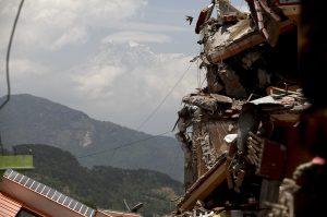 La cifra de muertos por los terremotos es de ocho mil 622, 18 más en relación a un reporte del lunes pasado. Foto: Notimex