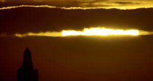 El día del solsticio de verano es el más largo del año. Foto: AP
