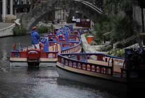 La ciudad de San Marcos se localiza a solo 30 minutos de San Antonio, Texas. Foto: AP