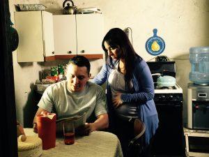 Edwin Luna y Claudia Lizaldi, protagonistas de La Revancha, que supera 1 millón de visitas a tan sólo 10 días de haberse estrenado en Internet.