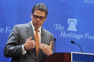 Rick Perry, ex gobernador de Texas. Foto: Notimex
