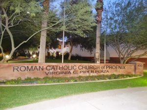 Camou será el primer sacerdote de origen mexicano ordenado en la Diócesis Católica de Phoenix. Foto: Sam Murillo