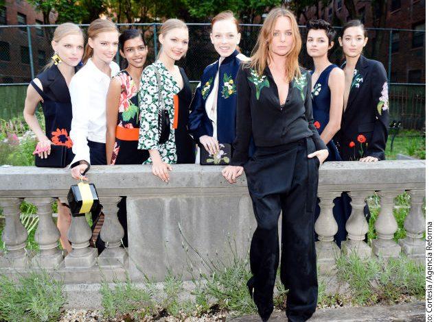 Diseñadora Stella McCartney se inspira en Cuba