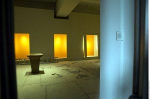 La galería no tiene recursos para presentar exhibiciones este año. Foto: Agencia Reforma