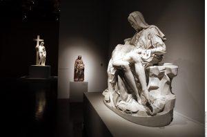 Cerca de 30 obras del artista florentino serán exhibidas en el Palacio de Bellas Artes a partir del 26 de junio. Foto: Agencia Reforma