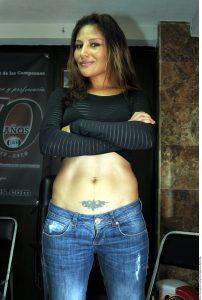 Mariana Juárez dio como casi un hecho el combate ante Jackie Nava. Foto: Agencia Reforma