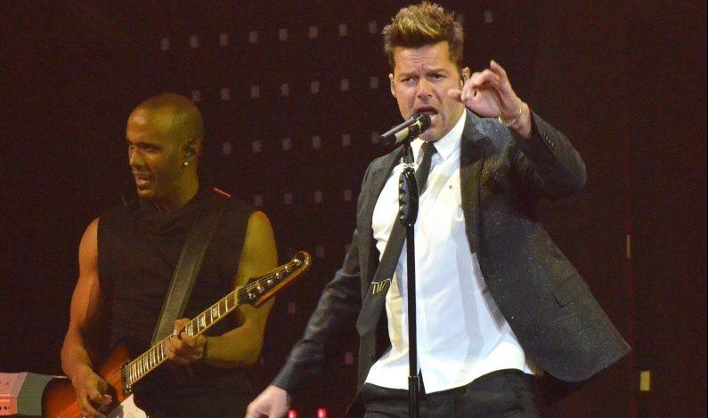 "Ricky Martin arranca su ""One world tour"" en Monterrey"