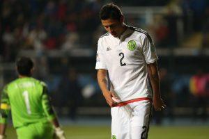 Otro sueño que termina para el equipo de Miguel Herrera. Foto: Notimex