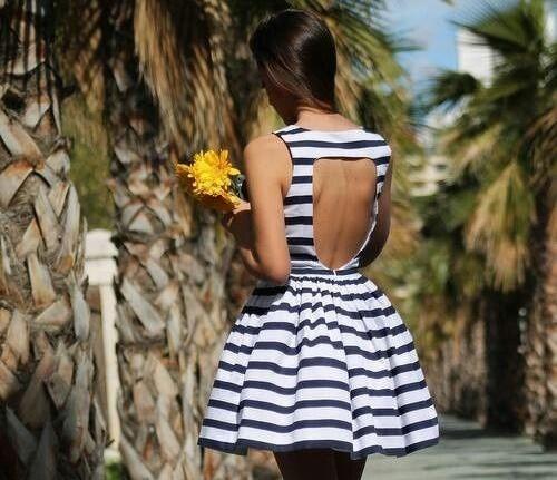 Dosis de moda: Verano a rayas