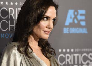 Jolie nació el 4 de junio de 1975 en Los Ángeles, California. Foto: AP
