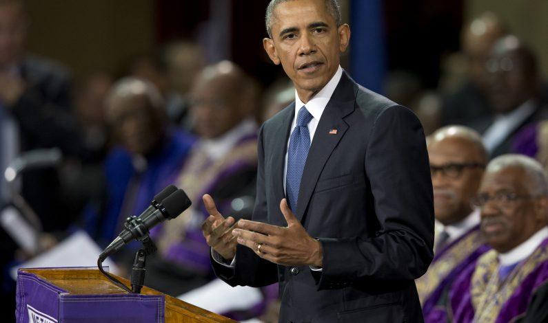 Masacre en Charleston unió al país y no lo dividió: Obama