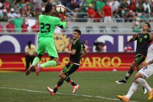 La selección de México fue capaz de corregir un primer tiempo de horror. Foto: Notimex