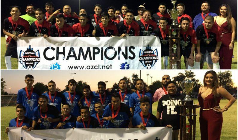 Manchester y Real Jalisciense se coronan en la AZCL