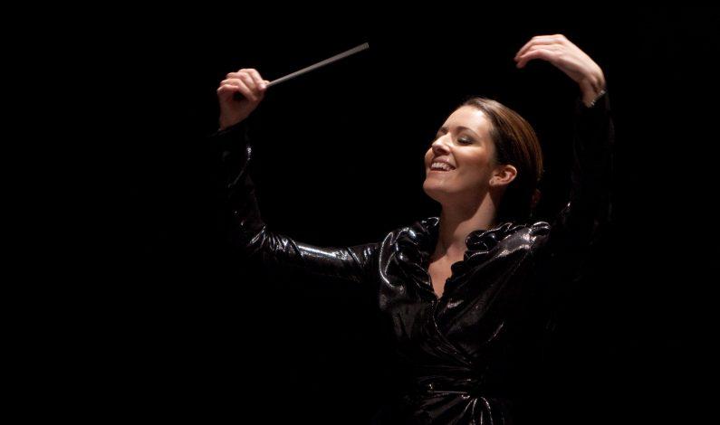Alondra de la Parra dirigirá tres conciertos con la Orquesta de París