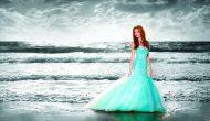 Princesas de Disney inspiran vestidos de novia