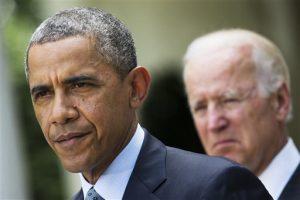 """""""No se trata sólo del racismo evidente"""", dijo Obama sobre la problemática. Foto: AP"""