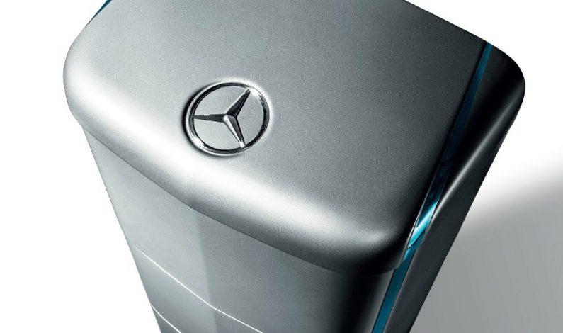 Hará Mercedes-Benz baterías para hogares