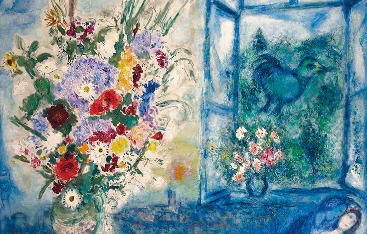 Subastarán obras de Monet, Chagall y Picasso