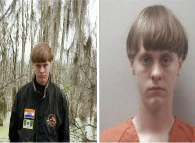"Pistolero de Charleston: ""Negros estaban tomando el mundo"""