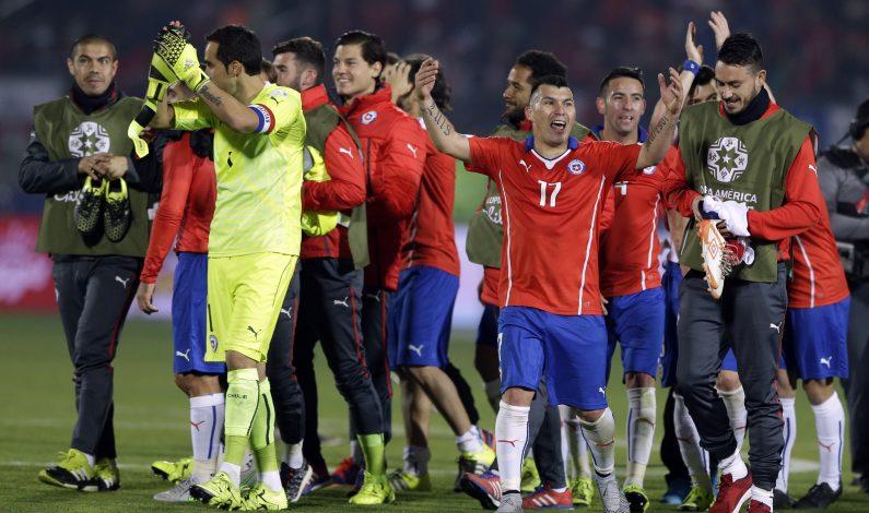 Chile es el primer finalista de la Copa América