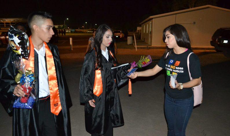 Ayudan a prevenir adicción a drogas en frontera de Sonora-Arizona